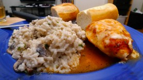 Parmesan-Romano Chicken